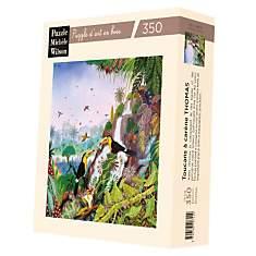 Puzzle Toucans A Carene, De Thomas