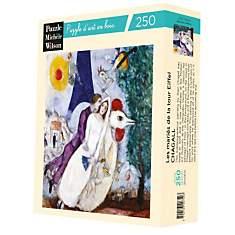 Puzzle Maries Tour Eiffel, De Chagall