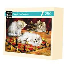 Puzzle Les Chats A L'Echiquier, Talboys