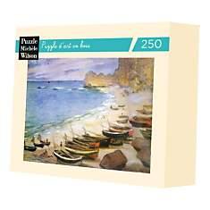 Puzzle Etretat, De Monet
