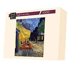 Puzzle Le Cafe Le Soir, De Van Gogh