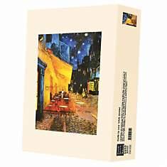 Puzzle Le Cafe Le Soir Hc, De Van Gogh