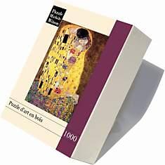 Puzzle Le Baiser, De Klimt