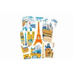 Puzzle Paris En Folie, De Mahe
