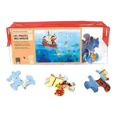 Puzzle Les Pirates, De Vanvolsem