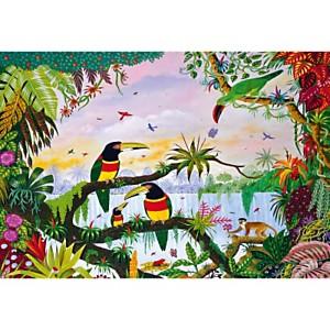 Puzzle La Jungle, De Thomas