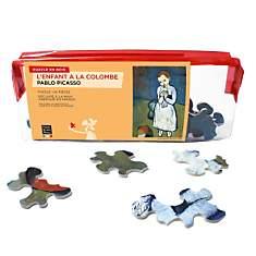 Puzzle L'Enfant A La Colombe, De Picasso