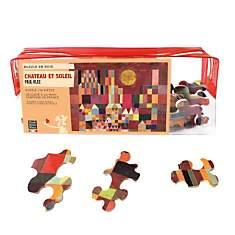 Puzzle Chateau Et Soleil, De Klee