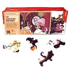 Puzzle Les Princesses, De Cardouat