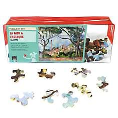 Puzzle Vue Sur L Estaque, De Cezanne