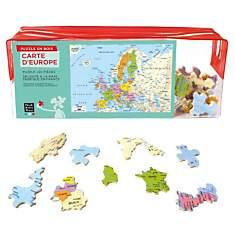 Puzzle Carte D Europe