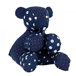 Doudou coton bioHenri l'ours