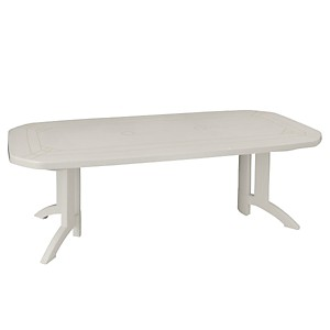 Table de jardin Vega 220 GROSFILLEX