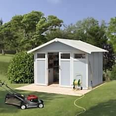 Abri de jardin Utility 7,5 GROSFILLEX +
