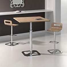 Table à manger réglable design OUTLINE e...