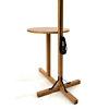 Floor Lamp Table WoodMan