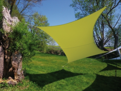 Voile d'ombrage Rectangle