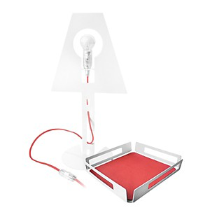 Package lampe et vide poche assortis