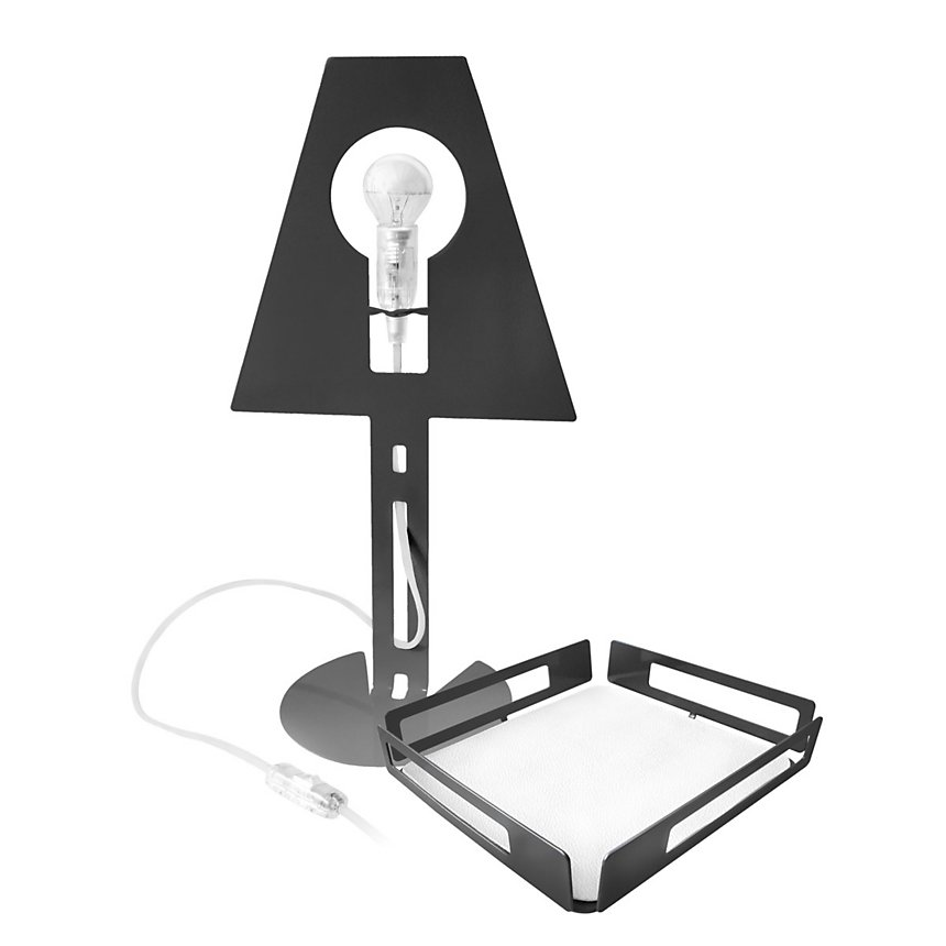 Package lampe et vide poche assortis