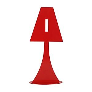 Bougeoir lampe en métal Chandelier Elect