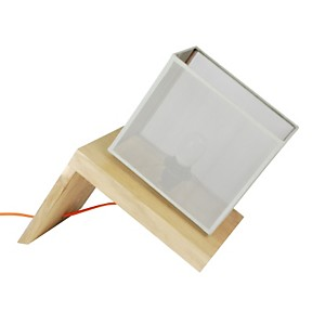 Lampe à poser éco-design electro N° 0010