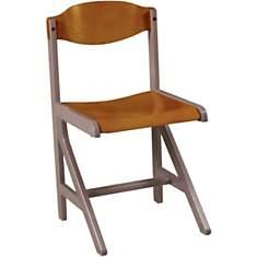 Chaise En Bois - Pauline