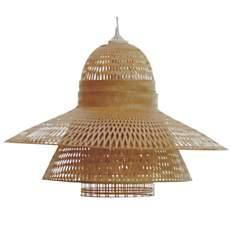 Suspension bambou - HANOI - commerce équ...