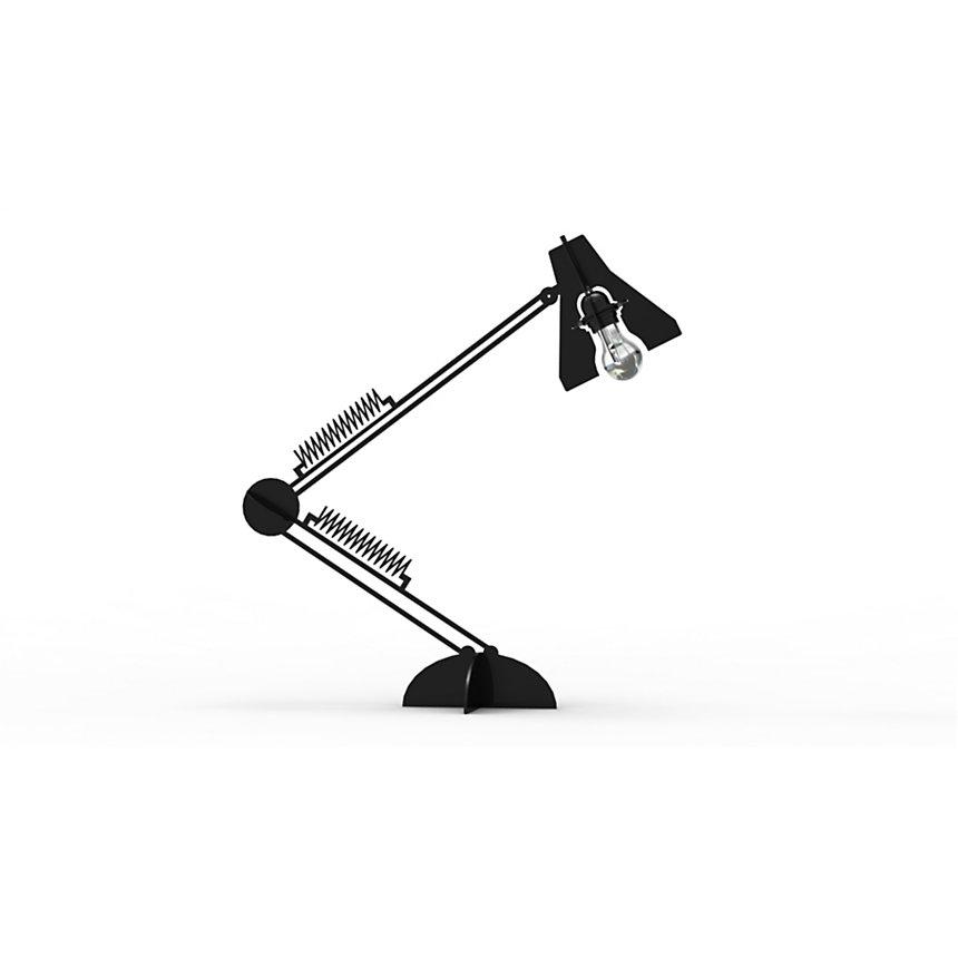 Lampe de bureau Larketip - Noir