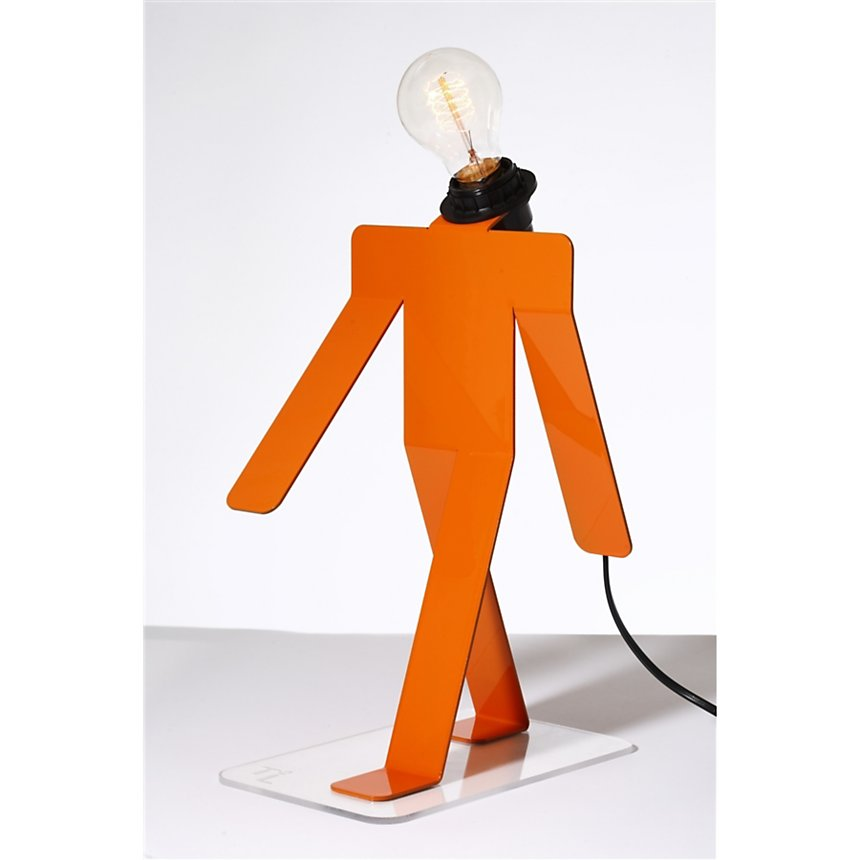 Lampe design Moonwalk Tekniks