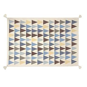 Tapis Kilim triangles