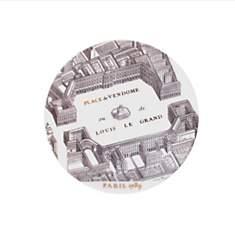 Assiette S Porcelaine de Limoges décor P...