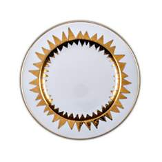 Assiette plate Porcelaine de Limoges déc...