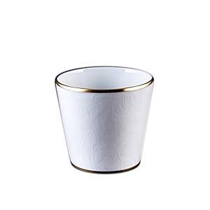 Gobelet S Porcelaine de Limoges décor 7,