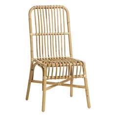 Chaise en rotin Valérie