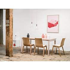 Chaises STOCKHOLM X 6 tapissées