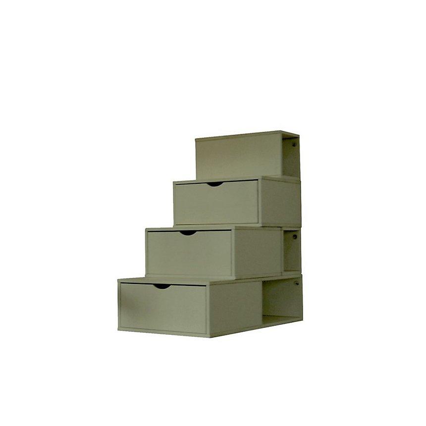 Escalier Cube de rangement 100 cm
