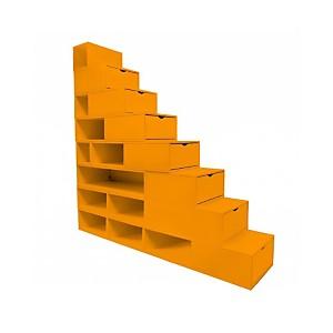 Escalier Cube de rangement 200 cm