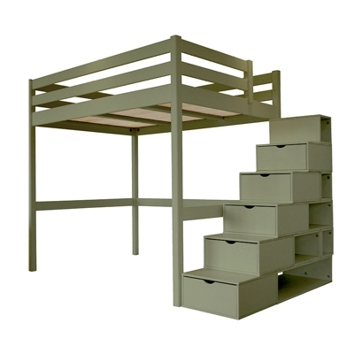 fabriquer un lit beautiful lit fille cabane fabriquer lit. Black Bedroom Furniture Sets. Home Design Ideas