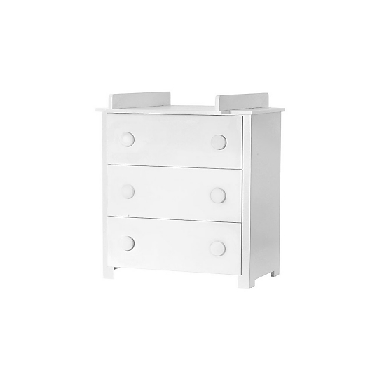 Commode 3 tiroirs table langer dadou - Camif commode ...