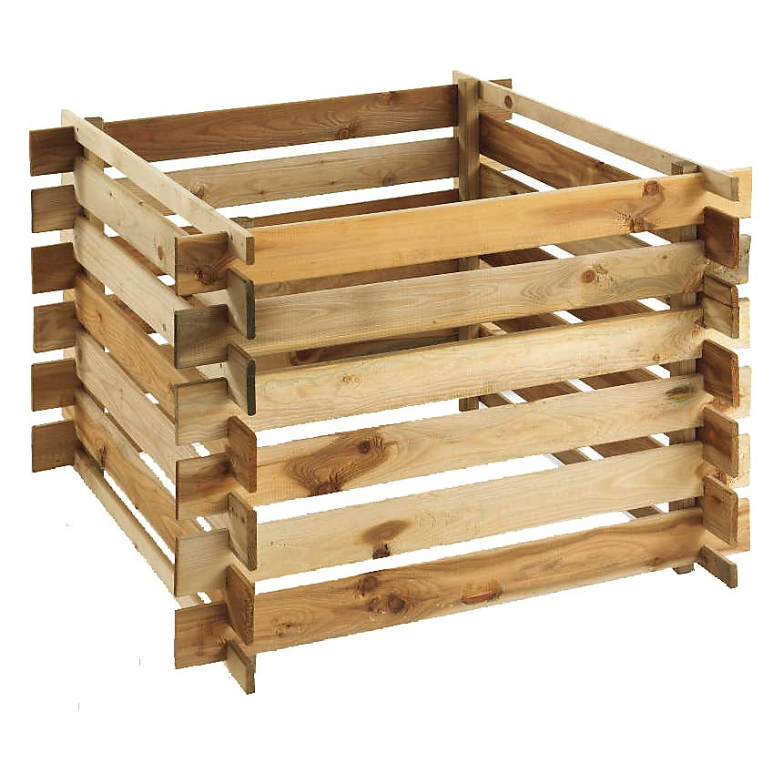 Bac à compost Bois FIRST - BURGER