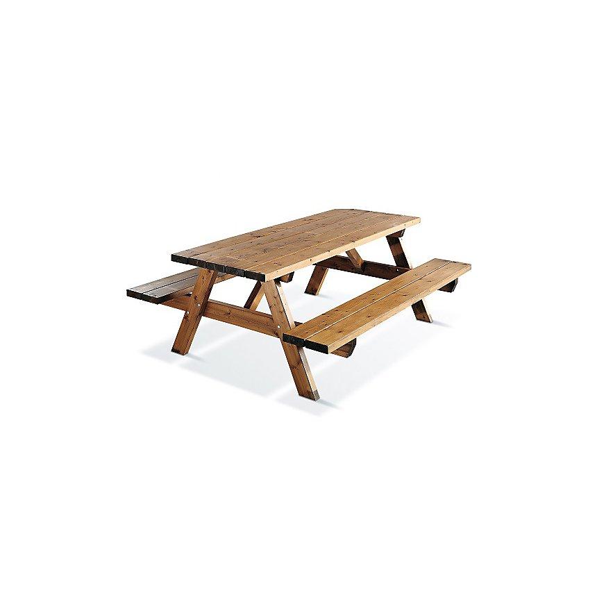Table pique nique GARDEN 200 B - BURGER
