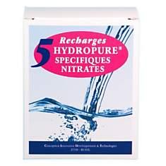5 recharges filtrantes (Spécial Nitrates...
