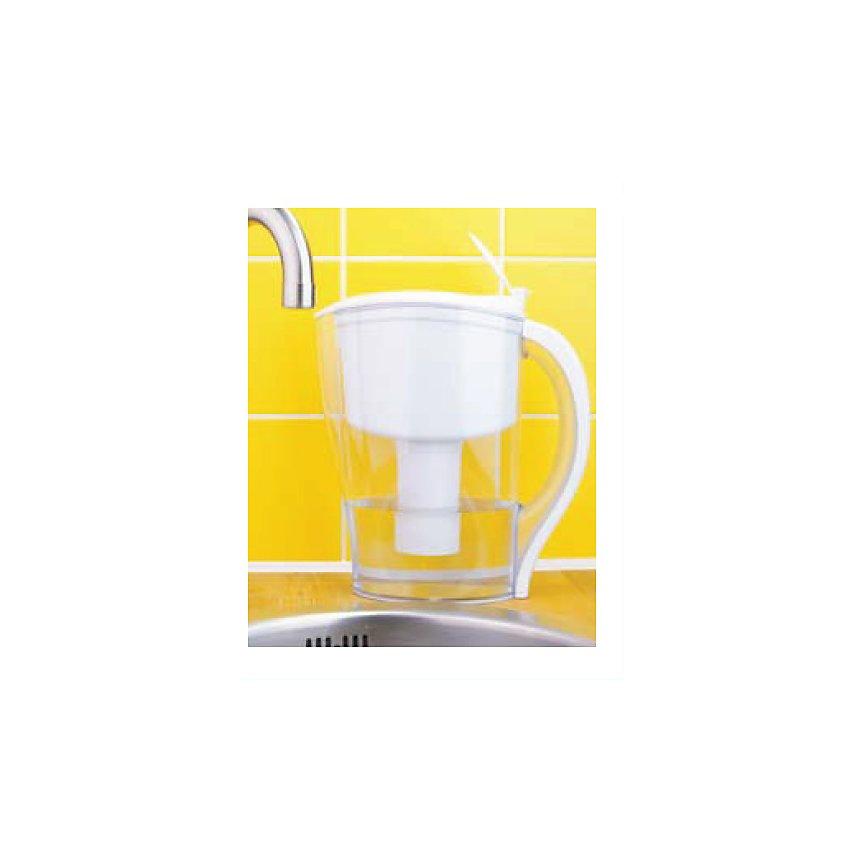 Carafe filtrante (avec une cartouche ronde) - HYDROPURE
