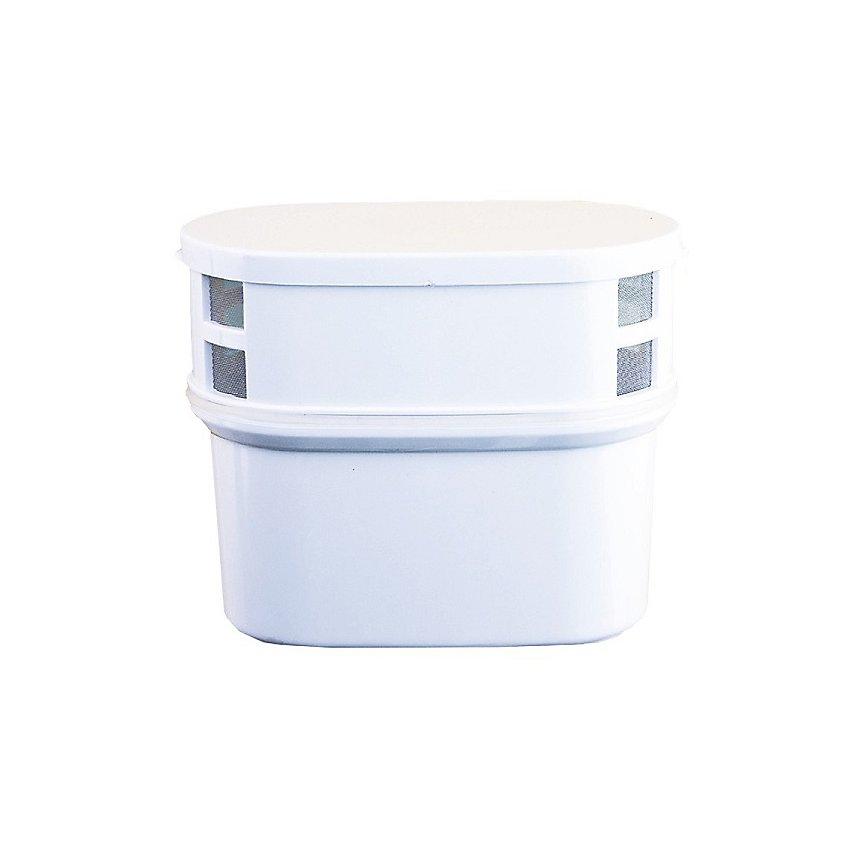 Cartouche rechargeable ovale (pour filtre-pichet) MAX - HYDROPURE