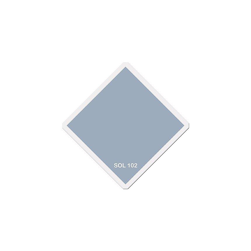 Film adhésif Sécurité transparent SEC054 pose interne 75 x 250 Réflectiv