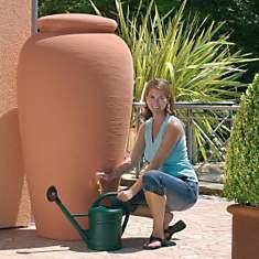 Réservoir eau de pluie Amphore TERRACOTT...