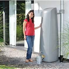 Réservoir eau de pluie ELEGANCE 400L Gri...
