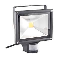 Projecteur LED 30W avec détecteur de mou...