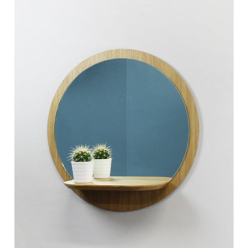 Miroir Mural avec tablette Sunrise petit modèle