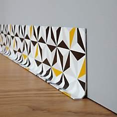 Lot de 5 Plinthes Origami Style MA PLINT...